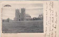 The Priory Church, WORKSOP, Nottinghamshire