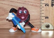 "Vintage California Raisins Applause ""Guitar Player"" PVC Figure Only **READ**"