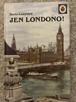 Jen Londono! Ladybird Esperanto 1971 Mint 1st Edition Copy language book
