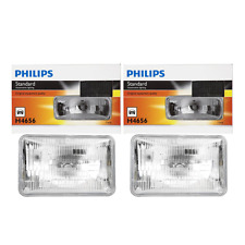 2 PCS Philips Headlight Bulb For 1983 American Motors Concord Low Beam