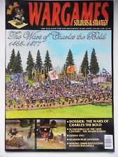 WARGAMES SOLDIERS & STRATEGY ISSUE 30 - CHARLES THE BOLD.- MILITARY HISTORY.