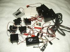 Assorted aircraft accessories