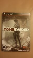 Tomb Raider PS3 2013 Limited Edition EXCLUSIVE! SteelBook