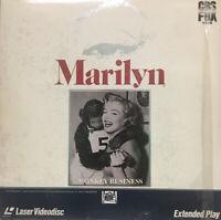 Monkey Business 1952 Laserdisc Marilyn Monroe - Ginger Rogers & Cary Grant
