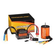 GoolRC 3650 3500KV Brushless Motor/60A ESC Combo Set for 1/10 RC Car Truck B3Q5