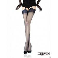 Cervin - Nylon Stockings Sexy Classical Seamless Part Capri 15