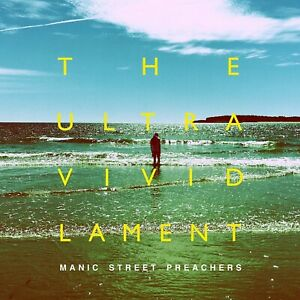 MANIC STREET PREACHERS THE ULTRA VIVID LAMENT CD (Released 10/09/2021)
