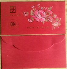 Ang pow red packet Bruno Vassari 1 pc 2017 new