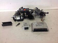 BMW X5 E53 4.4i 00-07 IGNITION BARREL LOCK SET AND ENGINE ECU