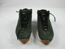 NEW AND1 Tai Chi LX Mid - Army Green/Black Basketball Shoes (Men's 14)