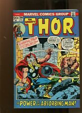 THOR #206 (7.0) THE POWER OF THE ABSORBING MAN! 1972