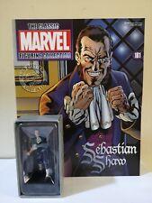 Eaglemoss Classic Marvel Figurines Sebastian Shaw #181