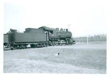 Vintage D&NE-Duluth & Northeastern #27, 2-8-0  steam locomotive-Geo Niles Jr