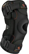 New Other Shock Doctor Maximum Support Compression Knee Brace Black Med