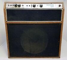 Vintage Fender Bassman Amplifier - Modified by C. Quigley Himself