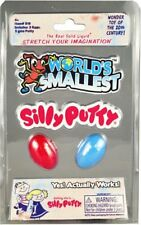 Super Impulse - World's Smallest - Silly Putty 2-pack