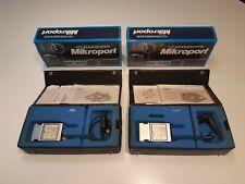 Sennheiser Mikroport SK 2012 & EK 2012 transmission HF Micro / ligne sans fil.