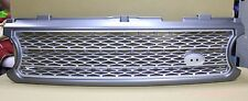 Front Grille Gray&Silver for LAND ROVER RANGE ROVER L322 Supercharged 2006-2009