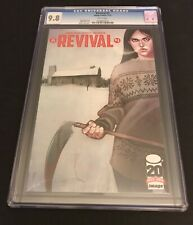 Image - Revival 1# - 1st Print - CGC 9.8 - Tim Seeley