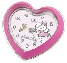 Global Watch Industries Hello Kitty - Sveglia analogica al Quarzo Bambina