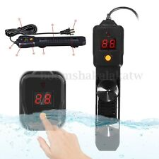Adjustable Automatic Submersible Aquarium Fish Tank Water Heater Thermostat