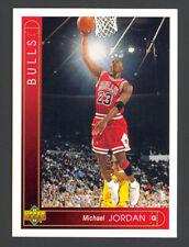 Michael Jordan 1993-94 Upper Deck #23 - Chicago Bulls - Mint