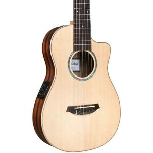 Cordoba Mini II EB-CE Mini Acoustic-Electric Guitar Natural