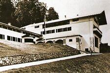 WW2 - Chalet d'Hitler, le Berghof