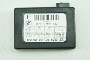 02-05 Bmw 745Li Windshield Light Sun Rain Sensor Control Module 6922046