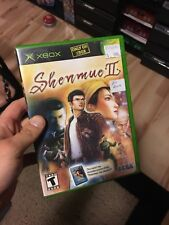 Shenmue II 2 for Original Microsoft Xbox w/ DVD Complete & Manual Read