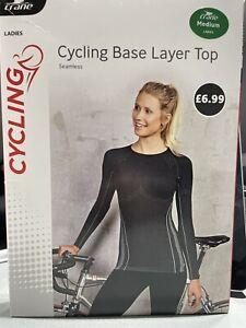 Seamless Cycling Base Layer Top