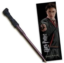 Set stylo et marque page Harry Potter officiel Harry potter pen and bookmark set