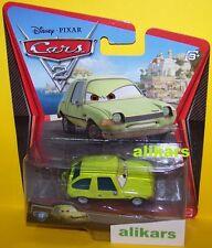 A - ACER - #12 Disney Pixar Cars 2 movie character film auto toy diecast car