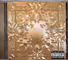 JAY Z & KANIE WEST  CD 2011  Watch the throne 12 TRACCE  Roc-a-fella MADE in EU