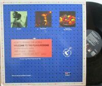 """FRANKIE GOES TO HOLLYWOOD ~ Welcome To The Pleasure Dome ~ 12"""" Single PS"""