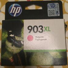 Genuine HP 903XL Magenta Cartucho de tinta de alta capacidad T6M07AE Nuevo Y En Caja