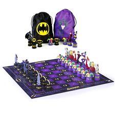 Batman Dark Knight vs. Joker Schach Schachspiel Chess Set 47 x 47 cm
