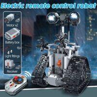 Technic RC Robot Electric Building Blocks Bricks Toys Kids Boys Remote Control