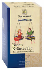Bio Basen Kräutertee, 18 Beutel, 27 g NEU & OVP von Sonnentor