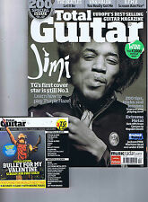 JIMI HENDRIX / BULLET FOR MY VALENTINETotal Guitar + CDno.200Apr2010