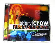 CD: Sheryl Crow and Friends - Live From Central Park (1999, A&M) Eric Clapton