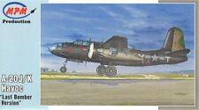 MPM 1/72 A-20J/K Havoc Last Bomber Version # 72564