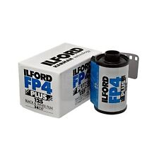 Ilford FP4 Cámara de película Plus 125 ISO 35mm Negro y Blanco 36 Exp Ilford Photo