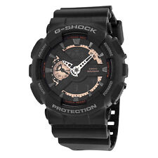 Casio G Shock Black Resin Mens Watch GA110RG-1ACR