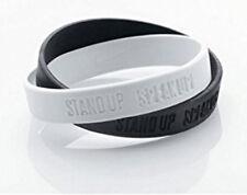 Original Nike Stand up Speak up Doppel Armband. Größe: adult / Erwachsene NEU