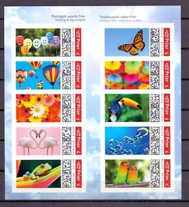BELGIUM 2020 happy prior booklet MNH** BN20201