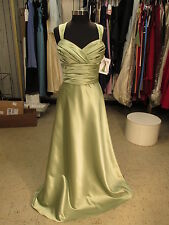 Watters & Watters 961 special occasion, Prom dress - size 12 lime (w-50)