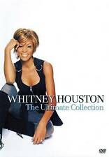 Whitney Houston: The Ultimate Collection (DVD, 2014)