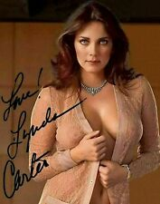 Gorgeous Lynda Carter Wonder Woman Signed 8 X 10 Print