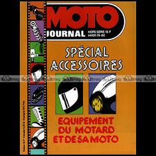 MOTO JOURNAL HS A79 HORS-SERIE ★ SPECIAL EQUIPEMENTS ACCESSOIRES ★ Edition 1979